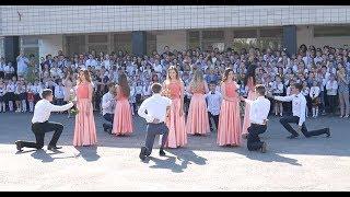 Download Шикарный выпускной танец (вальс) 11-Б класс Гимназия №1 Белая Церковь Video