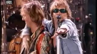 Download Bon Jovi live Giant Stadium Full concert and Hq Video