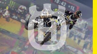 Download Jason Anderson Crowned King of Paris | Husqvarna Motorcycles Video