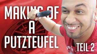 Download JP Performance - Making of a Putzteufel | Teil 2 Video