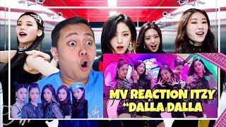 Download MV REACTION #57 - ITZY ″DALLA DALLA″ Video