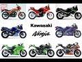 Download 9 Generasi Kawasaki Ninja 250 Dari Tahun 1983. Video