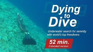 Download Dying to dive. Search for serenity with world's top freedivers. Extended 52 min version Video