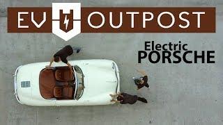 Download 356 Porsche Speedster Electric Car Build - EVoutpost Video