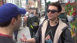 Download Ami on the Street: Hipsters know nothing about taxes Video