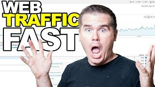 Download How to Get Traffic to Your Website FAST Video
