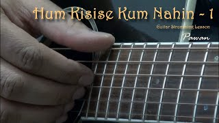 Download Hum Kisise Kum Nahin - Medley - Part 1 - Guitar Chords Lesson by Pawan Video