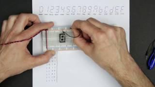 Download Designing a 7-segment hex decoder Video