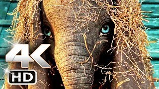 Download DUMBO Trailer 4k (2019) Tim Burton Disney Movie HD Video