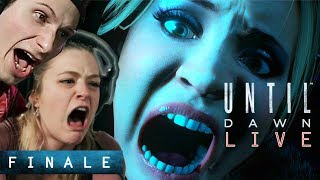 Download Scared Buddies Play ″Until Dawn″ Until They Beat It - Finale Video