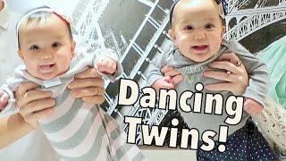 Download Dancing Twins! - Dancember 03, 2014 - itsJudysLife Daily Vlog Video