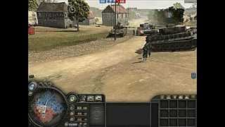 Download Company of heroes Blitzkrieg mod with cheats Video