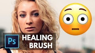 Download Learn the HEALING BRUSH in About 5 Minutes! Photoshop Tutorial Video