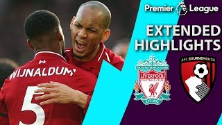 Download Liverpool v. Bournemouth | PREMIER LEAGUE EXTENDED HIGHLIGHTS | 2/9/19 | NBC Sports Video