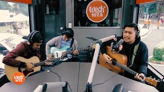 Download December Avenue performs ″Eroplanong Papel″ LIVE on Wish 107.5 Bus Video