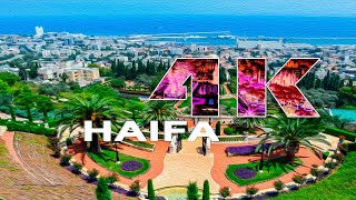 Download HAIFA | ISRAEL - A TRAVEL TOUR - 4K UHD Video