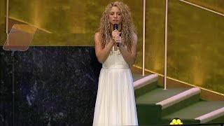 Download Shakira - Imagine (Live at the UN's General Assembly 2015) Video