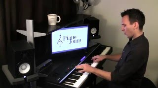 Download The Bare Necessities - Ragtime Piano Arrangement by Jonny May Video
