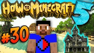 Download DEFEATING THE WOODLAND MANSION! - How To Minecraft S5 #30 Video