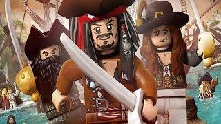 Download LEGO Piratas del Caribe Pelicula Completa Full Movie Video