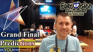 Download Eurovision 2019: Grand Final & Winner Predictions Video