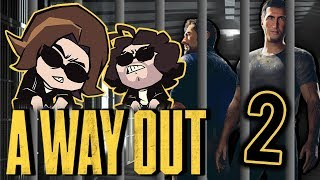 Download A Way Out: Fight Fight Fight! - PART 2 - Game Grumps Video