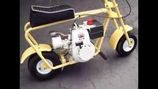 Download Sears Mini Bike Video