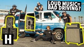 Download Does LOUD Music Make You Drive Worse?? Video