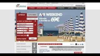 Download Come comprare un biglietto treno on line su trenitalia.it: versione 2014 Video