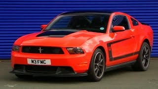 Download Taking the Mustang Boss 302 Around Le Mans #TBT - Fifth Gear Video