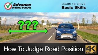 Download How To Judge Your Road Position | Learning to drive: Car Control skills Video