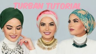 Download TURBAN TUTORIALS Video