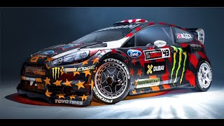 Download [HOONIGAN] Ken Block's Gymkhana EIGHT livery presented by Toyo Tires Video
