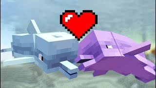 Download REALISTIC DOLPHIN LIFE IN MINECRAFT! - Minecraft Animation Video