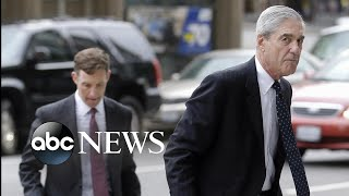 Download Robert Mueller makes late request before long-awaited testimony Video