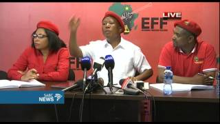 Download Malema on the new Public Protector Video
