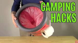 Download AMAZING CAMPING HACKS #2 Video