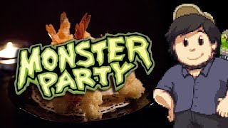 Download Monster Party - JonTron Video