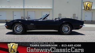 Download 1970 Chevrolet Corvette Gateway Tampa 1222 Video
