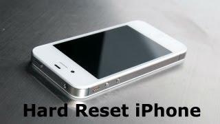 Download hard reset iPhone Video