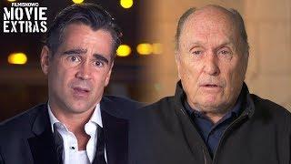 Download WIDOWS | On-set visit with Colin Farrell ″Jack Mulligan″ & Robert Duvall ″Tom Mulligan″ Video