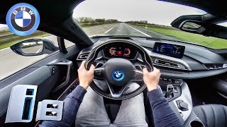 Download BMW i8 TOP SPEED & ACCELERATION POV Sound on AUTOBAHN by AutoTopNL Video