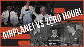 Download Side-by-side comparison: Zero Hour! (1957) Vs Airplane! (1980) Video