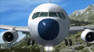 Download 767 attacks Saanen airfield - an FSX movie Video