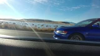 Download EVO 9 VS Camaro SS Video