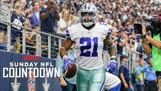 Download Randy Moss bothered by Ezekiel Elliott's weight gain | Sunday NFL Countdown | ESPN Video