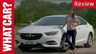 Download 2018 Vauxhall Insignia Grand Sport review – is it a match for Audi and BMW? | What Car? Video