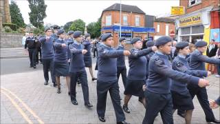Download Rushden Armed Forces Day With Spitfire Fly Past. Video