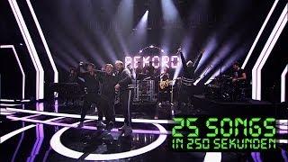 Download Die Fantastischen Vier - Medley - ECHO (25 Songs in 250 Sekunden) Video