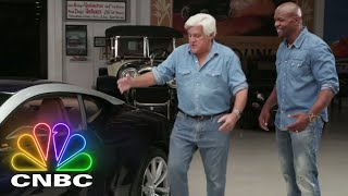 Download Terry Crews Freaks Out With Jay Leno Over This Aston Martin DB11 | CNBC Prime Video